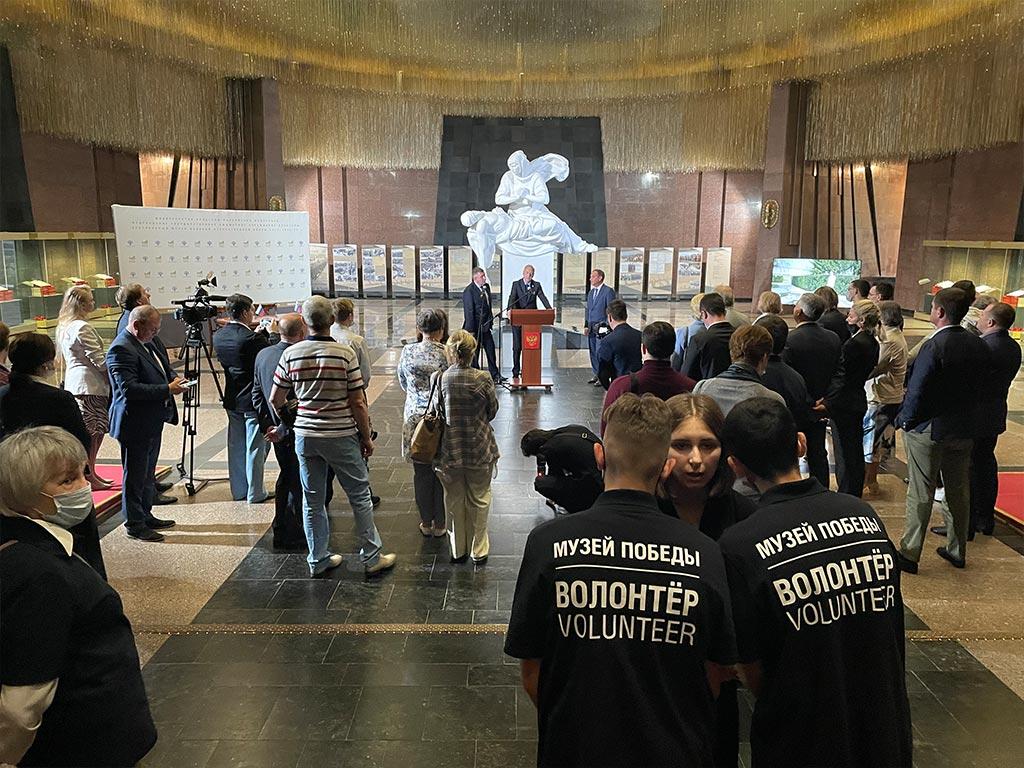 """""""Prosim ne pozabite! Stalag XVIII-D"""" odprtje razstave v Moskvi"""
